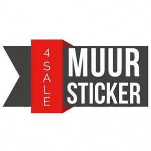 Muursticker4sale logo