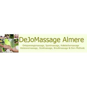 DeJoMassage Almere logo