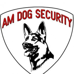AM Dog Security logo