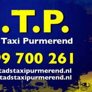 Stads Taxi Purmerend (S.T.P.) image 1