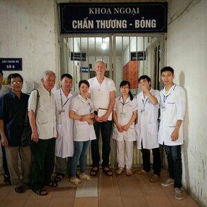 Stichting CHILD SURGERY - Viêt Nam image 2