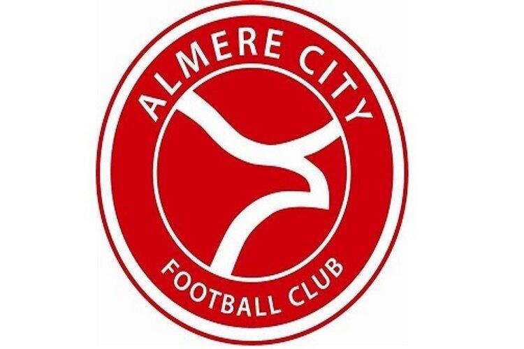 Dennis Bergkamp veldtrainer Jong Almere City FC