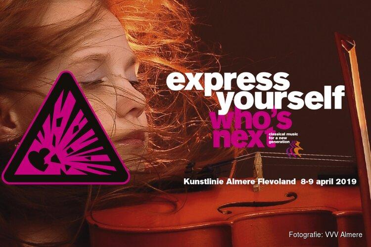 5e editie festival Who's Next in KAF