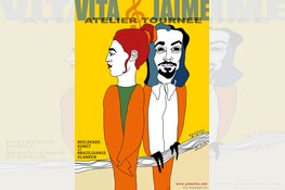 Atelierconcert Vita & Jaime bij Frans van der Ven