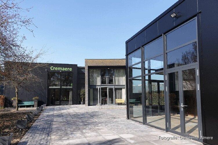 Nieuw en duurzaam concept voor cremeren in Almere