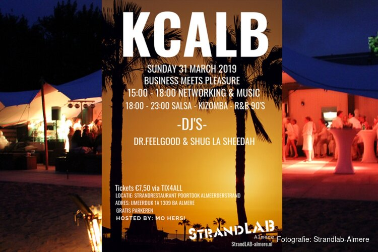 KCALB Sundays: where business meets pleasure