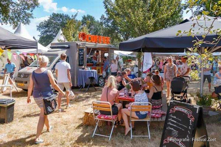 Top patissiers op Festival Zoet op Stadslandgoed de Kemphaan