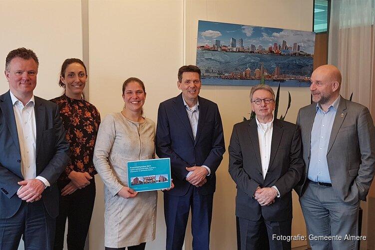 Gemeente Almere, woningcorporaties en huurdersorganisatie ondertekenen prestatieafspraken