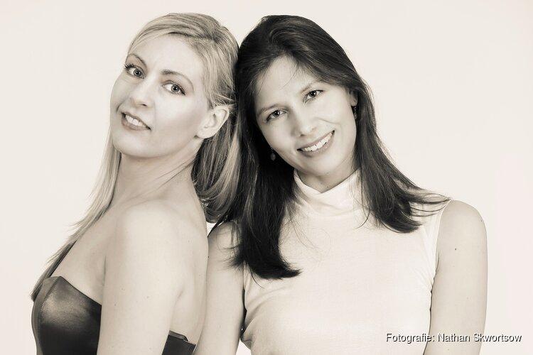 Concert 'Sole e Amore' van Else-Linde Buitenhuis en Eline Bergmann
