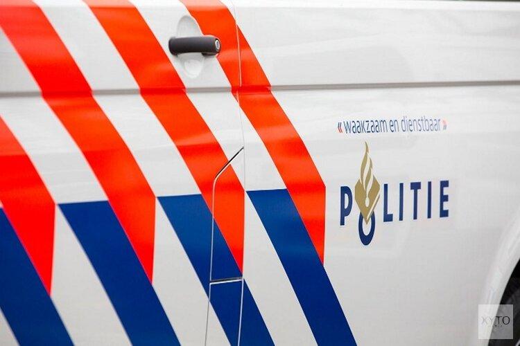 Vijf verdachten aangehouden voor straatroof in Almere