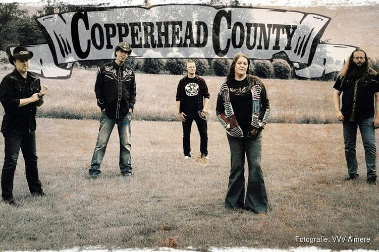 Copperhead County & Mississippi Folk Fest Present: The Southern Rocknight