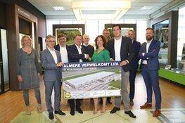 Lidl gaat duurzaam distributiecentrum bouwen in Almere