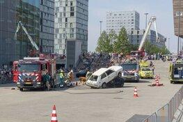 Indrukwekkend programma zesde Landelijke Veiligheidsdag Almere Centrum
