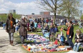 Koningsdag in Almere