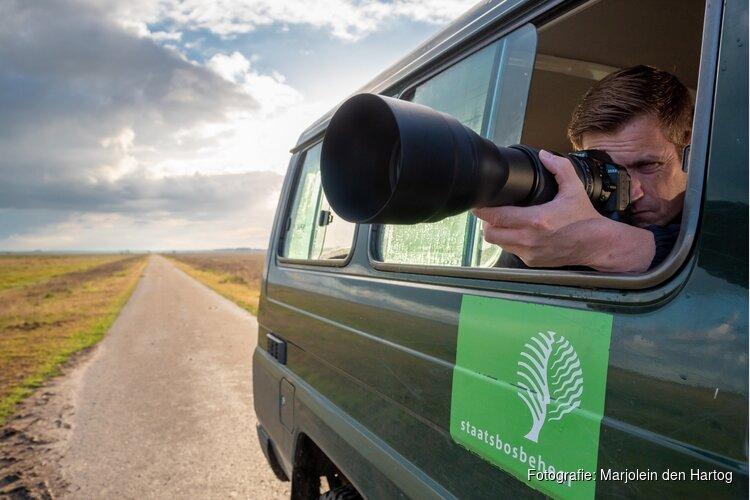 Wereld Trekvogeldag landt in Nationaal Park Nieuw Land