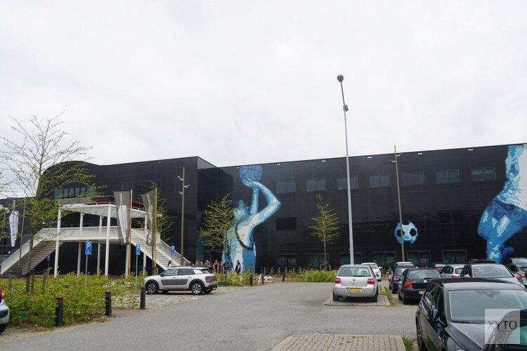 NK Full Contact Karate in het Topsportcentrum Almere