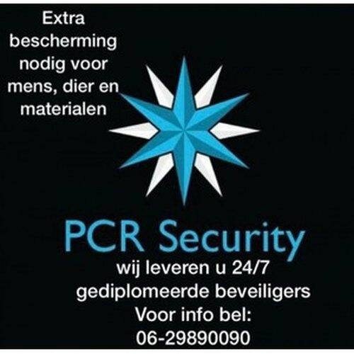 PCR Security, uw partner in beveiligen