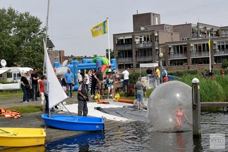 Dag van de Watersport bij WSV Almere Haven