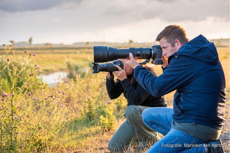 Wereld Trekvogeldag bij Natuurbelevingcentrum de Oostvaarders