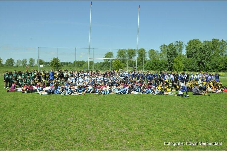 Tweede editie rugby Flevocup groot succes
