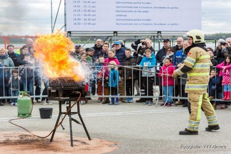 Zaterdag landelijke veiligheidsdag in Almere