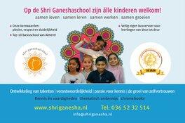 24 mei a.s. Open Dag op de Shri Ganesha School!
