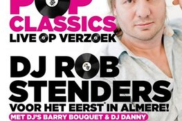 30+ Party: (Pop)Classica met DJ Rob Stenders