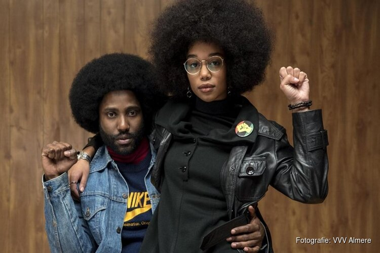 Film: BlacKkKlansman