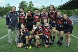Bulldogs vriendjesdag Rugby