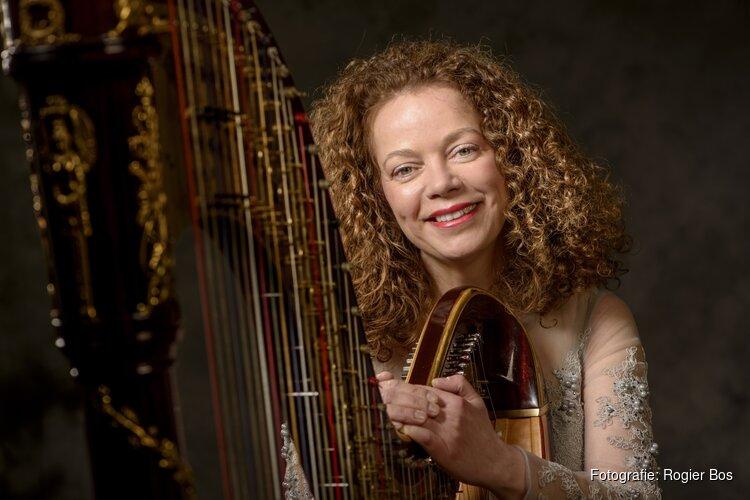 Middagconcert Carla Bos op twee harpen