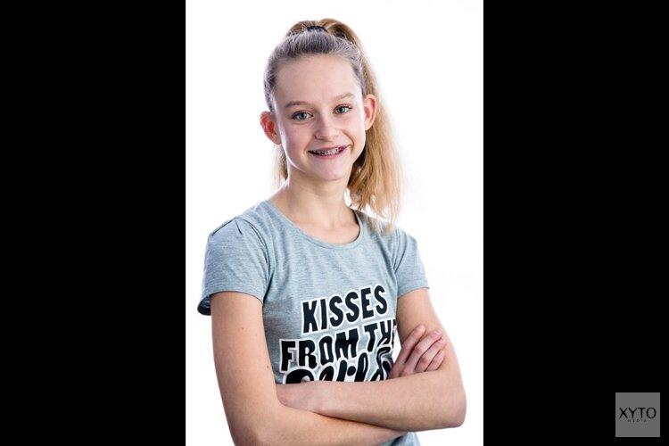 Jonge Lotte Yntema uit Almere schittert naast musicalsterren