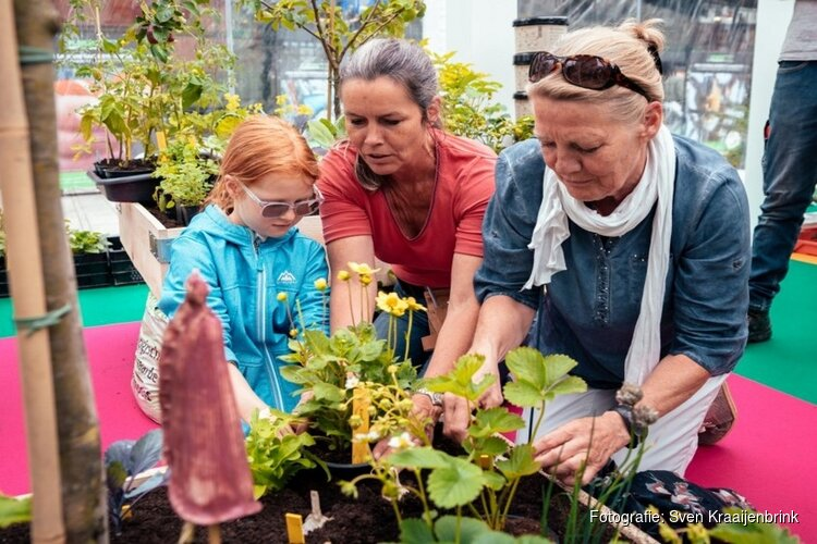 Succesvolle tweede editie van Floriade Festival in Almere