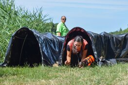 Dogsurvival Zeewolde – Zaterdag 6 juli Samen met je hond klimmen, kruipen en zwemmen