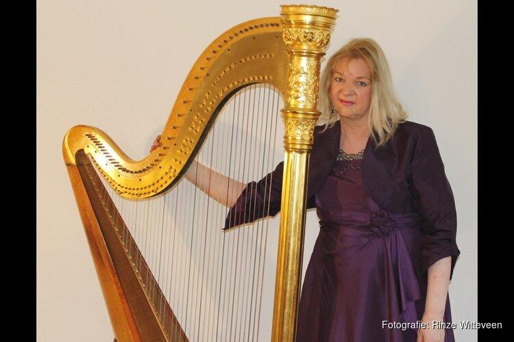 """Concert harpiste Regina Ederveen: """"Weg van de harp"""""""