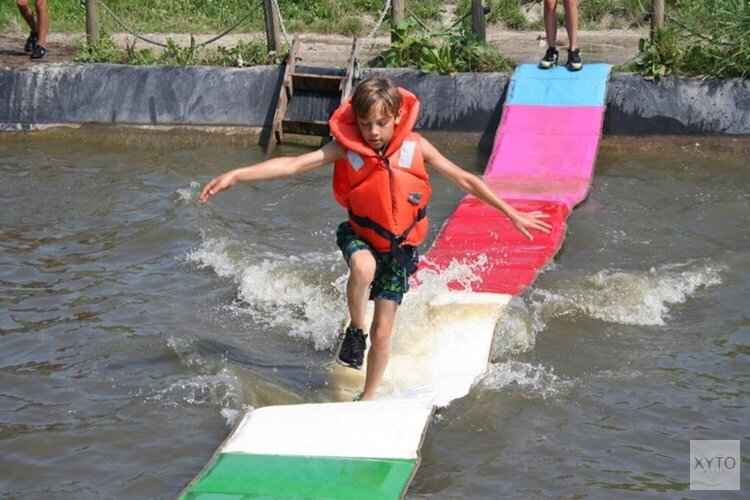 Outdoorpark SEC Almere: actieve uitjes in de zomervakantie