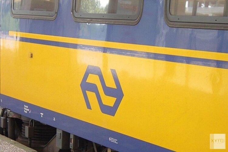 Treinverkeer vertraagd door botsing bij spoorviaduct