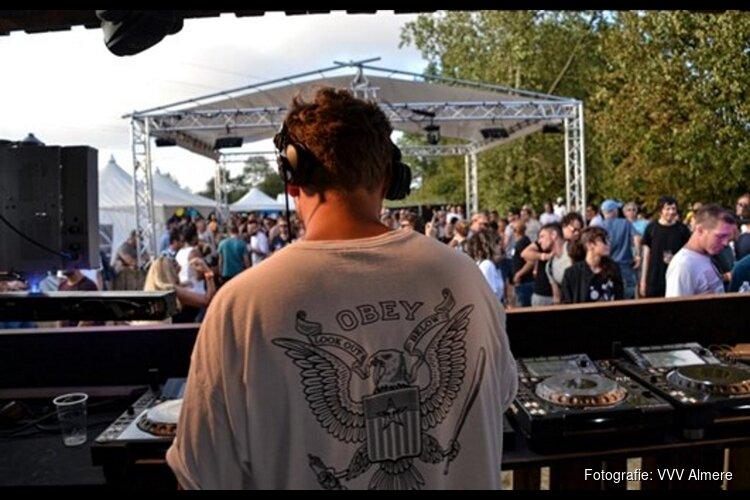 Op 27 juli strijkt Patterns Festival weer neer op het Almeerderstrand