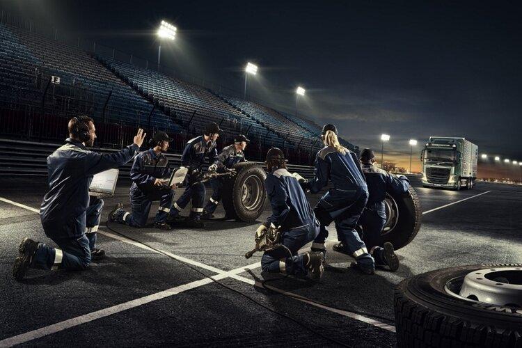 Bedrijfsautotechnicus / Volvo Group Truck Center