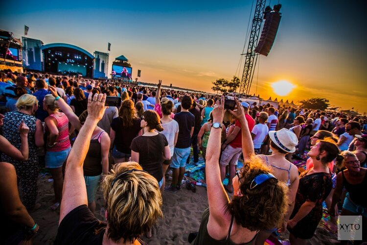 Komende zaterdag Strandfestival ZAND