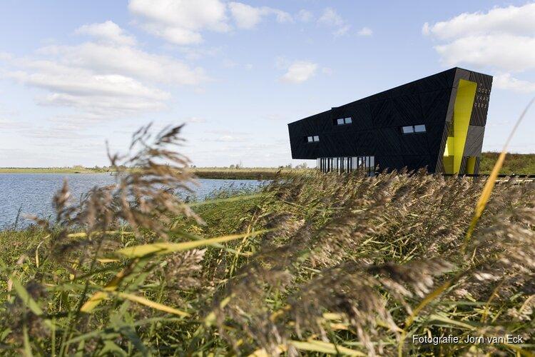 Paviljoen de Oostvaarders: nieuwe horeca in het Natuurbelevingcentrum