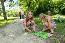 Speuren in de zomervakantie bij Stad & Natuur