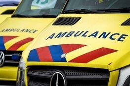 Twee gewonden bij ongeval Botterweg