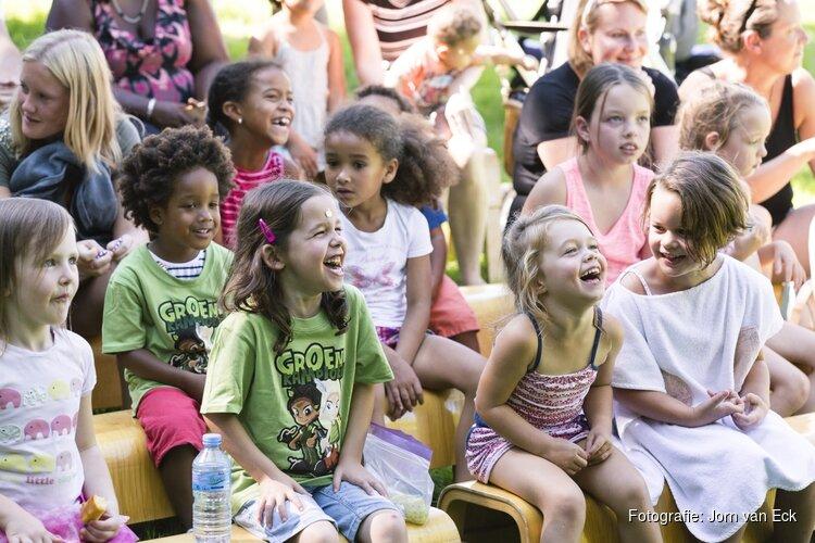 Uilen in de hoofdrol tijdens het zomerfestival op de kemphaan