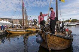 Bijzondere Botters op het Rabobank Almere Haven Festival