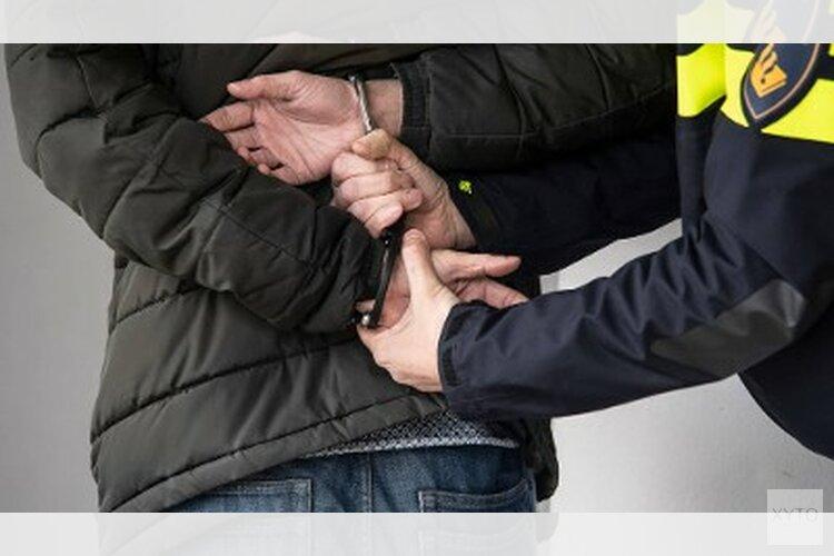 Verdachte van straatroof Almere op heterdaad aangehouden
