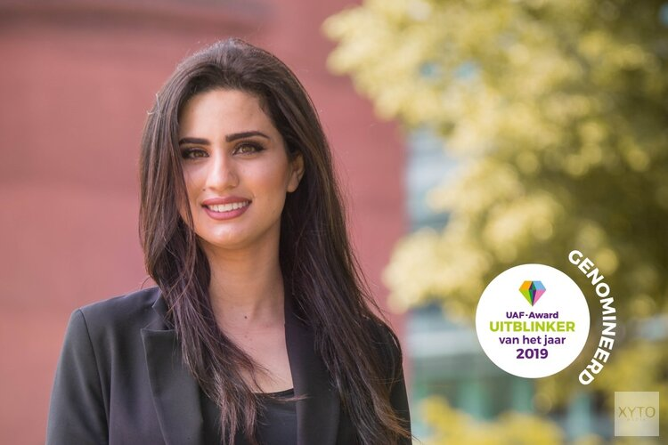 Farmaciestudente uit Almere genomineerd voor UAF-Award: uitblinker van het jaar