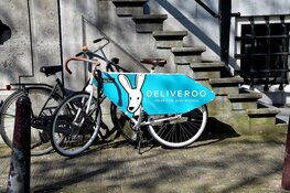 In oktober start Deliveroo in Almere