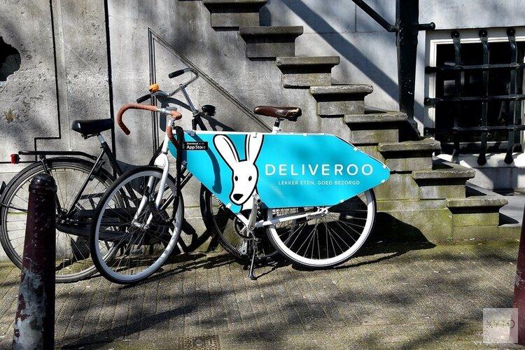 In oktober start Deliveroo in Almere