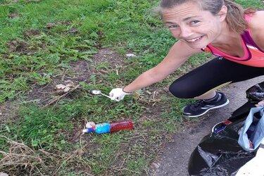 Een schoon Almere tijdens de World Cleanup Day