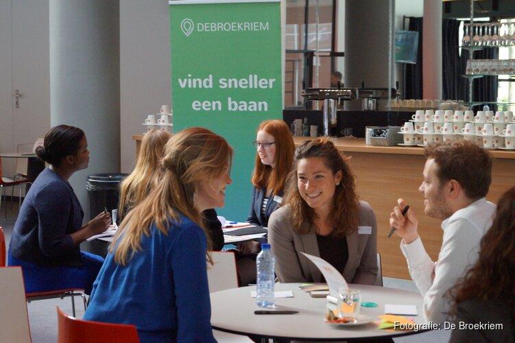 Sollicitatietour voor werkzoekenden in Almere